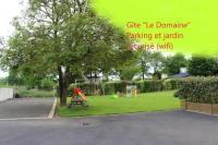 gite La Lande d'Airou Le Domaine