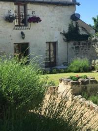 gite Montsoreau Abbaye Cottage