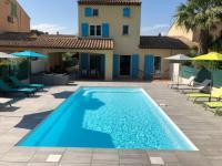 gite Fréjus Maison 8-10 pers avec piscine aux portes de St Aygulf