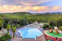 gite Sainte Maxime Mobile Homes Holiday Green Resort Fréjus - CAZ011034-MYA