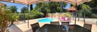 gite Montauroux Villa piscine Frejus Saint-Raphaël