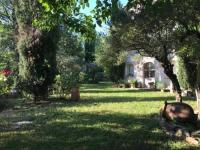 gite Aulas Orangeries avec jardin et piscine privés