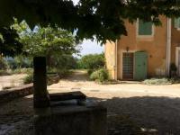 gite Roussillon maison provençale