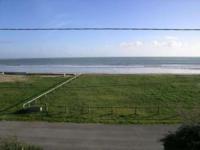 gite Plouhinec House Maison vue sur mer face à la plage de gâvres