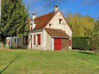 gite Chambourg sur Indre Gîte Genillé, 6 pièces, 10 personnes - FR-1-381-322