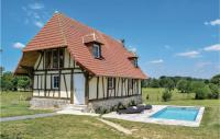 gite Le Fossé Amazing home in Gournay-en-Bray w Outdoor swimming pool, WiFi and Outdoor swimming pool