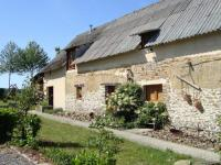 Rustic Holiday Home in Normandy France with Garden-La-Petite-Grenterie