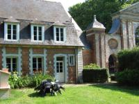 Cozy Holiday Home in Gouy-Saint-Andre with Garden-Abbaye-St-Andre-7