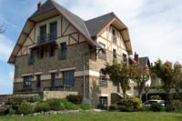 gite Jullouville Les roches Grises, Luxueuse villa face mer, SPA et jardin panoramique