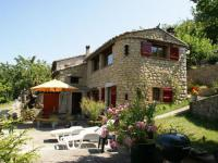 gite Lagorce Cozy Holiday Home in Gras with Pool