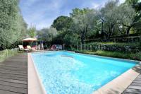 gite Saint Jeannet Grasse Villa Sleeps 6 Pool