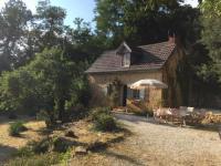 gite Masclat Traditionelles und originales Steinhaus in der Dordogne (Perigord)