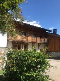 gite Champagny en Vanoise la maison des cerries