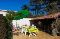 gite Valeyrac Nice House near the beach, beautiful garden and terrace