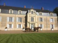 gite Saint Aubin de Luigné Chateau De Piedouault