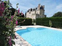 gite Fontaine Milon Chateau Vary and Loire Valley Cottages