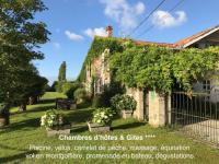 gite Civrac en Médoc Domaine des Prés de Joussac