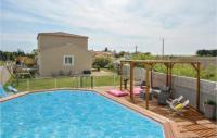gite Saint Rémy de Provence Awesome home in Jonquiéres-St-Vincent w WiFi and 3 Bedrooms
