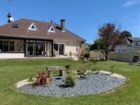 gite La Rochelle Normande House A jullouville maison avec grand jardin proche mer et commerces