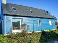 gite Roscanvel Holiday Home Maison bleue