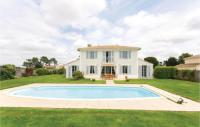 gite Sallertaine Stunning home in L'Aiguillon Sur Vie w 3 Bedrooms