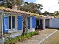gite Saint Jean de Monts HOUSE 4 personnes Noirmoutier : Maison de vacances pour 4 personnes dans le Bois des Eloux à l'Epine.