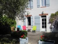gite Pornic Une maison de charme avec jardin sur l´île de Noirmoutier