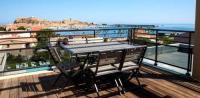 gite Lumio L'Ile-Rousse Villa Sleeps 2 Pool Air Con T805884