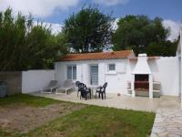 gite Noirmoutier en l'Île House Petite maison de vacances au fond d'une impasse 6