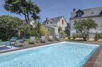 gite Saint Brevin les Pins Elégance, espace et piscine à Pornichet