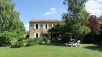 gite Flaux Maison Provençale -Charme et authenticité proche Uzes