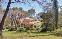 gite Saint Antonin sur Bayon Four-Bedroom Holiday Home in Le Puy Sainte Reparade