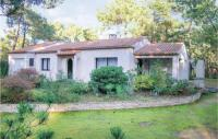 gite Saint Vincent sur Jard Two-Bedroom Holiday Home in La Faute sur Mer