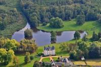 gite Aubigné Racan Château du Maurier