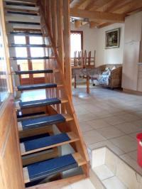 gite Le Bourg d'Oisans Holiday home Les Terrasses