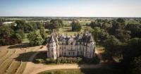 gite Bécon les Granits Château de la Jumellière