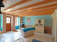 gite Chauvigny Maison La Puye, 3 pièces, 4 personnes - FR-1-541-48