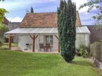 gite Saint Sauveur Maison La Roche-Posay, 3 pièces, 6 personnes - FR-1-541-31
