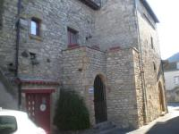 gite Saint Rémy de Chargnat Maison du Chapitel
