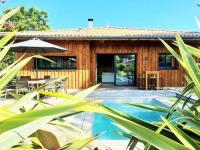 gite Biscarrosse Maison Piscine Chauffée - Port Ostréicole