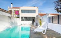 Gîte La Tranche sur Mer Gîte Maison piscine centre ville La Tranche-sur-Mer