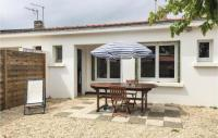 gite Jard sur Mer Stunning home in La Tranche-sur-Mer w 2 Bedrooms