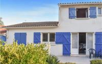 gite Angles Stunning home in La Tranche sur Mer w 3 Bedrooms