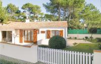 gite Nieul le Dolent Two-Bedroom Holiday Home in La Tranche sur Mer