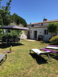 gite Rochefort Holiday home Rue Bouffard - 3