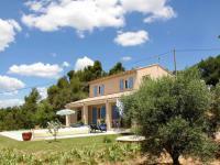 gite Salernes Ferienhaus mit Pool La Verdière 111S