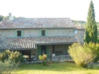 gite Rochecolombe Maison d'Ardèche en pierres