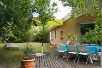 gite Avensan Nice house with garden and terrace close to the beach