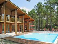 gite Andernos les Bains Holiday Home Villa La Lisières des Pins (LCA380)