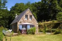 gite Locquirec Holiday Home Langoat - BRE021054-F
